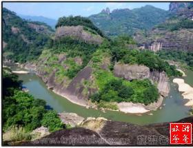 【经典省内游】武夷山天游峰+九曲溪3日游/高铁天天发