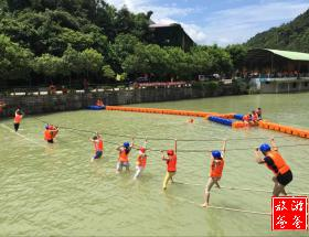 【團隊咨詢】安溪志閩漂流打水仗、穿越桫欏谷團隊互動一日游