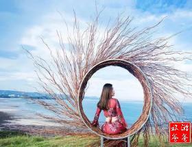"""【¥68元起丨特价回馈】""""南夏威夷""""古火山白塘湾+海错海洋馆纯玩特价一日游"""