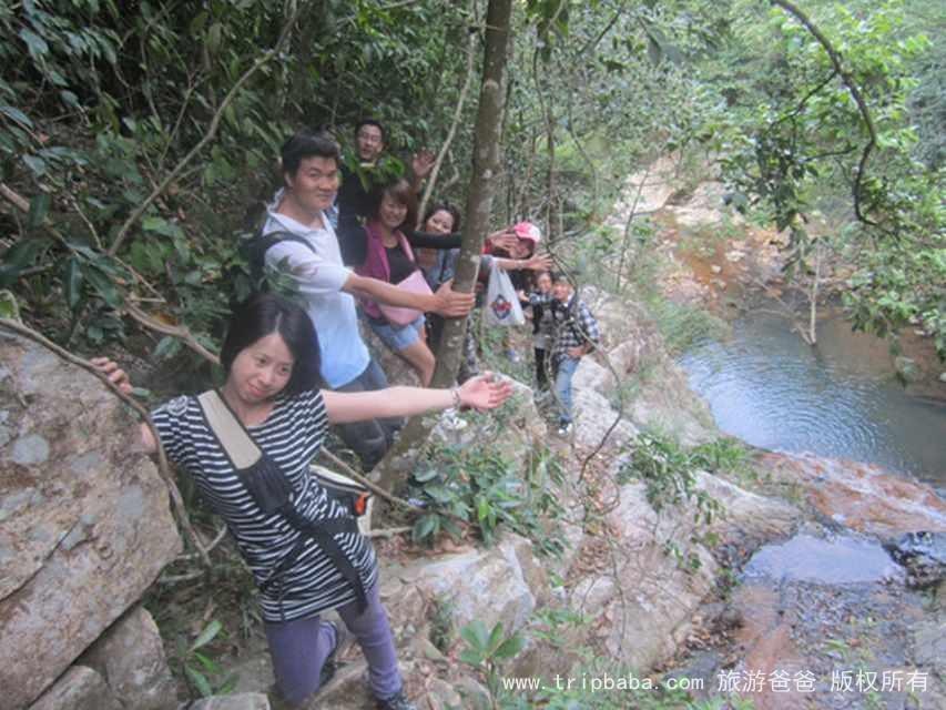 九龙瀑 - 景点展示
